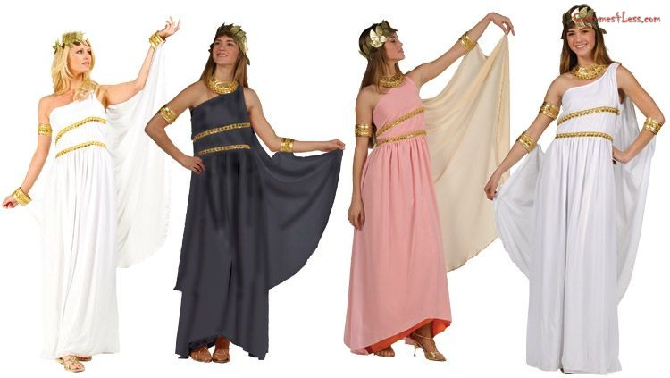Roman Costumes For Women