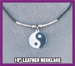 Necklace Ying Yang