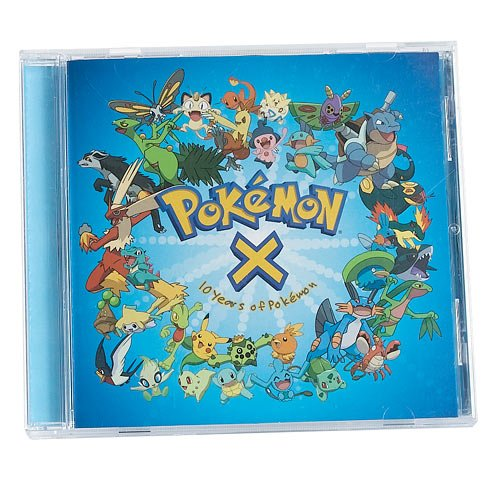 Image of Pokemon X CD