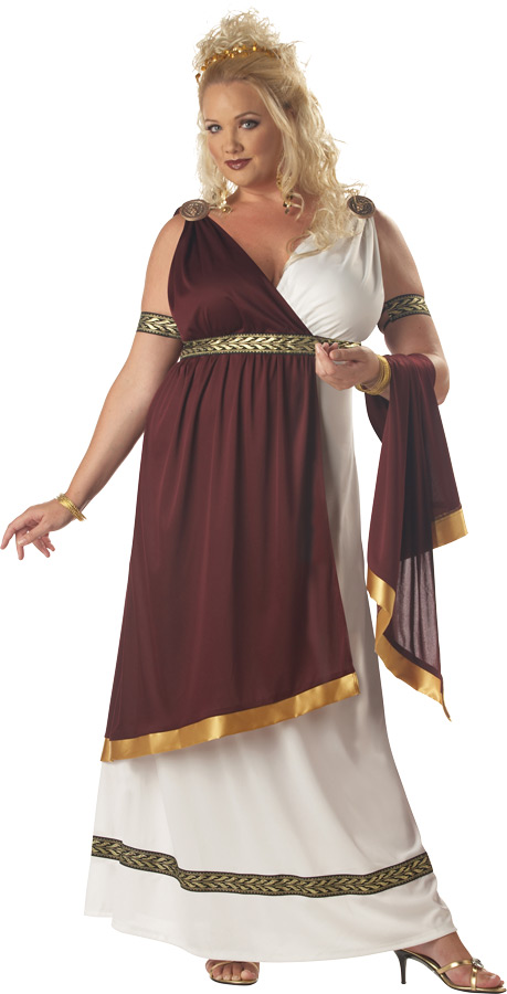 Roman Empress Women Costume