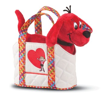 Image of Plush Clifford The Big Red Dog with Tote Bag