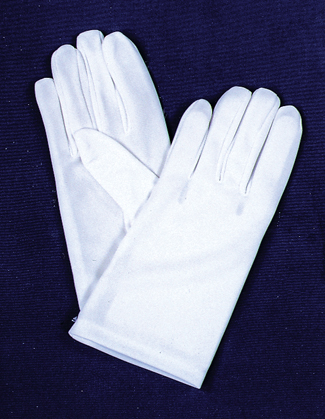 Image of Nylon Gloves Child Size