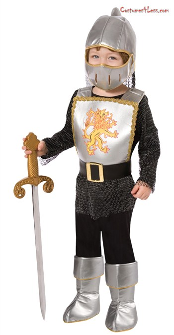 Brave Knight Toddler Costume