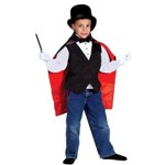 Jr. Magician Costume WithTop Hat