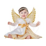 Angel Baby Infant Christmas Costume