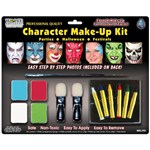 Character Makeup Kit - Wolfe Bothers