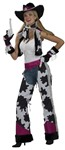 Glamour Cowgirl Adult Costume