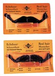 Mustache Real Hair - Your Choice Of Colors