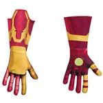 Iron Man Mark 42 Child Gloves Costume