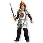 Knight of the Dragon Deluxe Child Costume