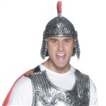 Roman Knight Armour Helmet Adult (Rubber)