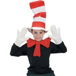 Cat In The Hat Child Kit/Costume