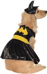 DC Comics Batgirl Dog Costume